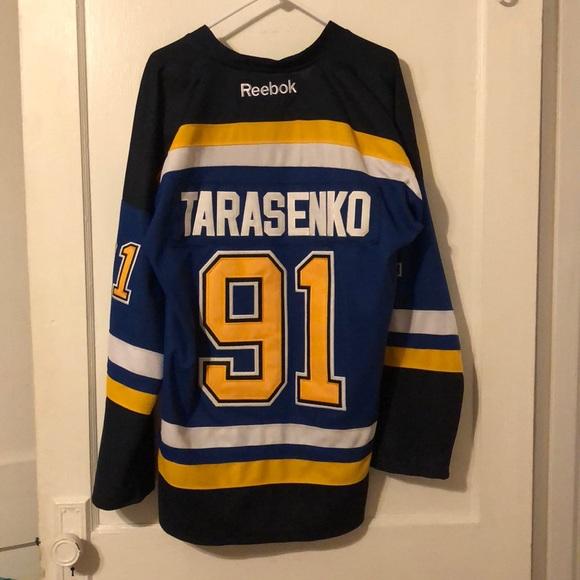 Authentic NHL Reebok Tarasenko Jersey